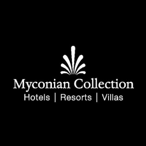 Myconian Collection Hotels | Resorts | Villas Logo
